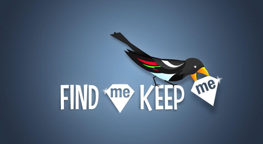 Find Me Keep Me Logo