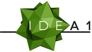 Idea1 logo by Free Thinking